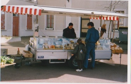 Photo fromagerie 1998