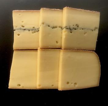 Kit raclette 2 fromages : Raclette au lait cru et Morbier A.O.P