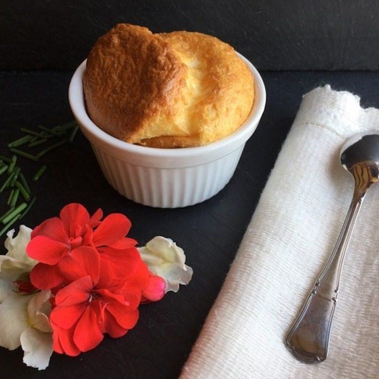 Photo recette Soufflé emmental